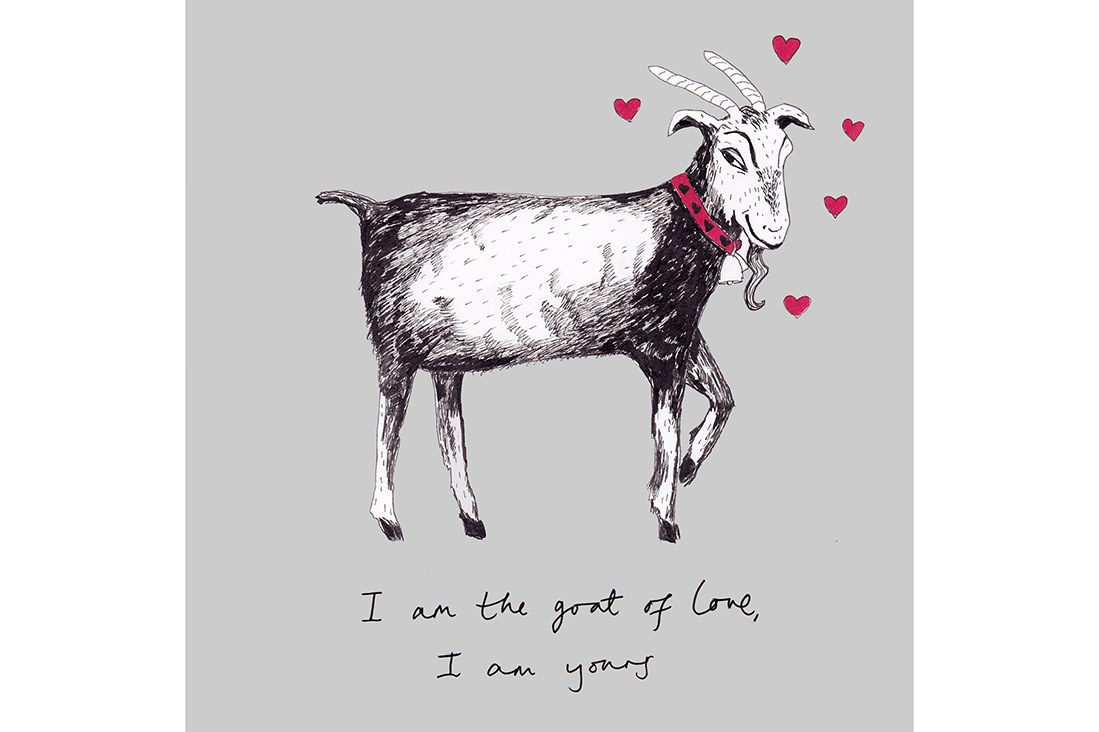 Goat Of Love