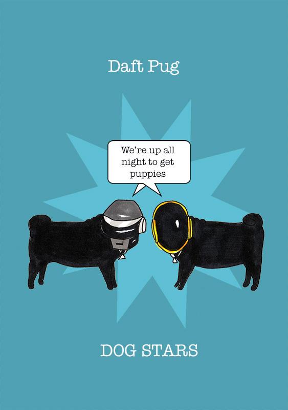 Daft Pug